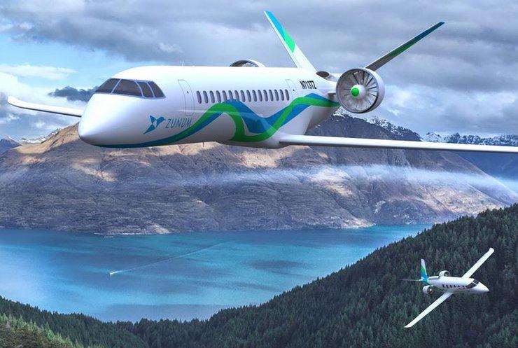 Літак-гібрид із двигуном майбутнього злетить у 2020 році