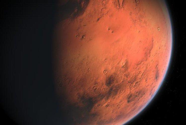 Марс приблизиться до Землі на мінімальну відстань