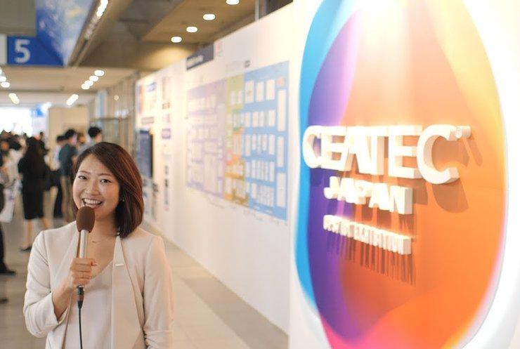 У Японії стартувала міжнародна виставка високих технологій
