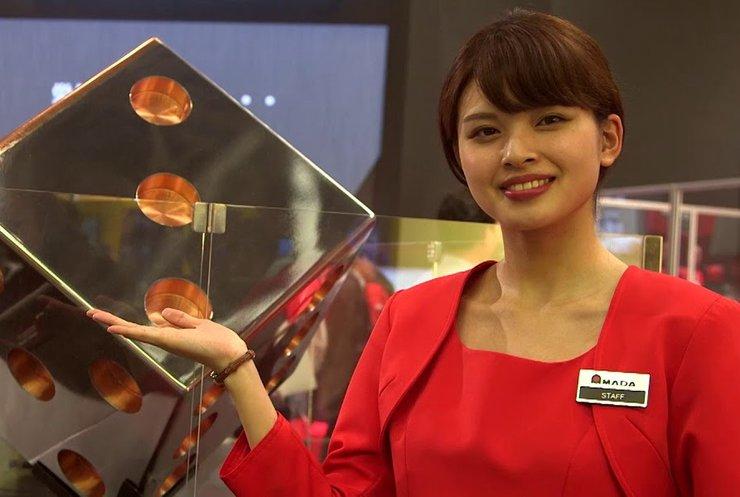 У Японії розпочалась виставка високих технологій
