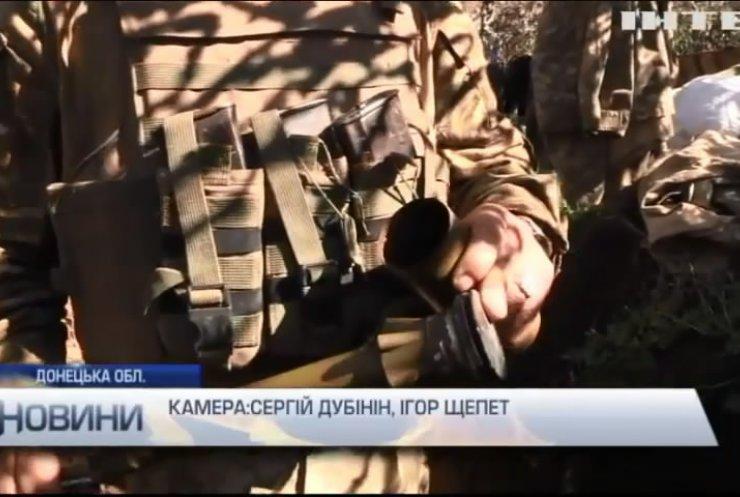 Бойовики застосували на Донбасі російські боєприпаси