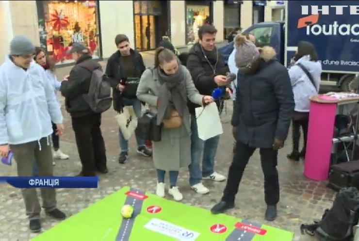 Алкотестер у подарунок: європейців привчають відповідально зустрічати Новий рік