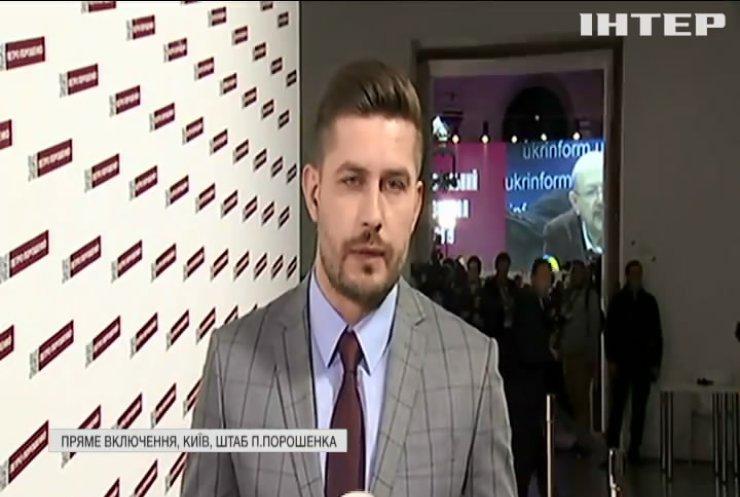 В штабі Порошенка підвели підсумки роботи чинного президента за 5 років