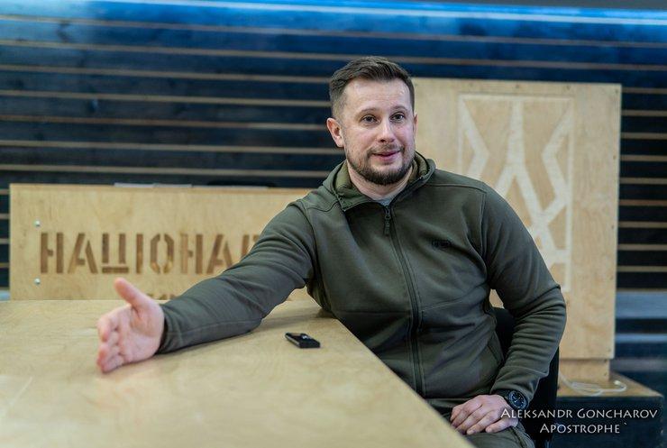 Нацкорпус об'єднався з українськими націоналістами та представив першу п'ятірку списку до Верховної Ради