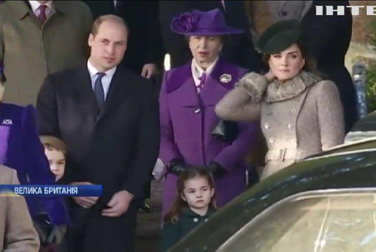 Давні традиції: британська королівська родина святкує Новий рік
