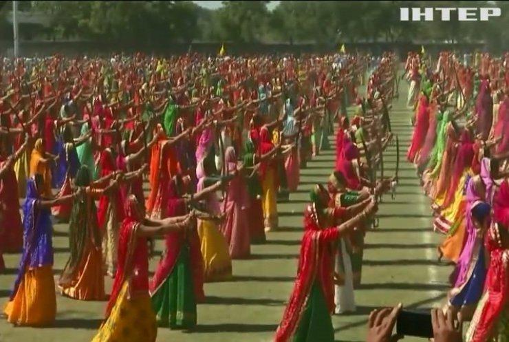 Індійські танцівниці встановили новий рекорд Гіннеса