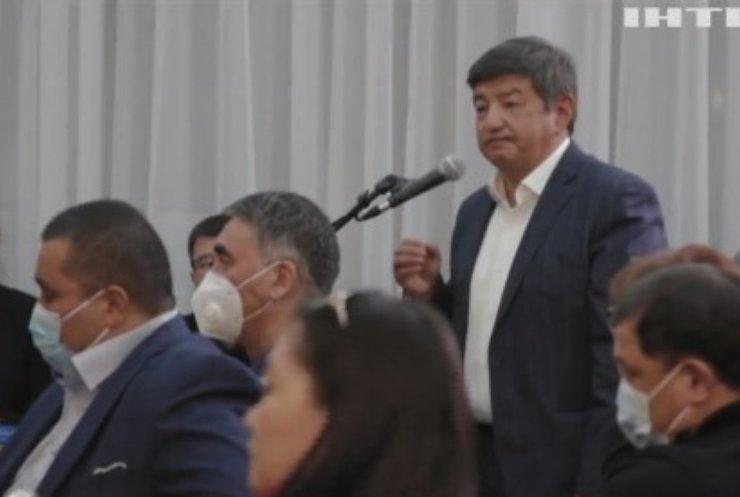 Віцеспікерка у Киргизстані заявила про незаконність обраного прем'єра