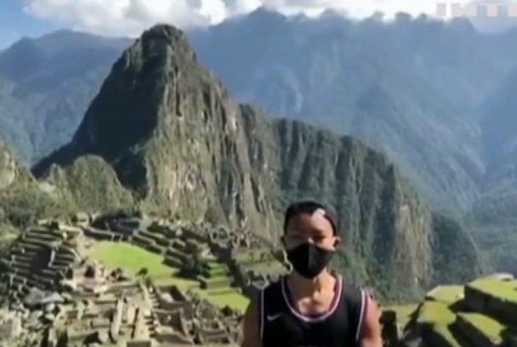 Мачу Пікчу відкрили для єдиного туриста