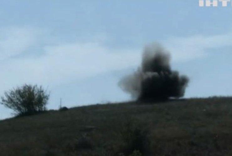 У Нагірному Карабасі попри перемир'я військові дії не припиняються