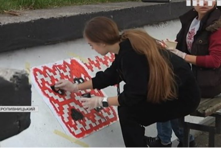 Волонтери з Кропивницького самотужки впорядкували набережну свого міста