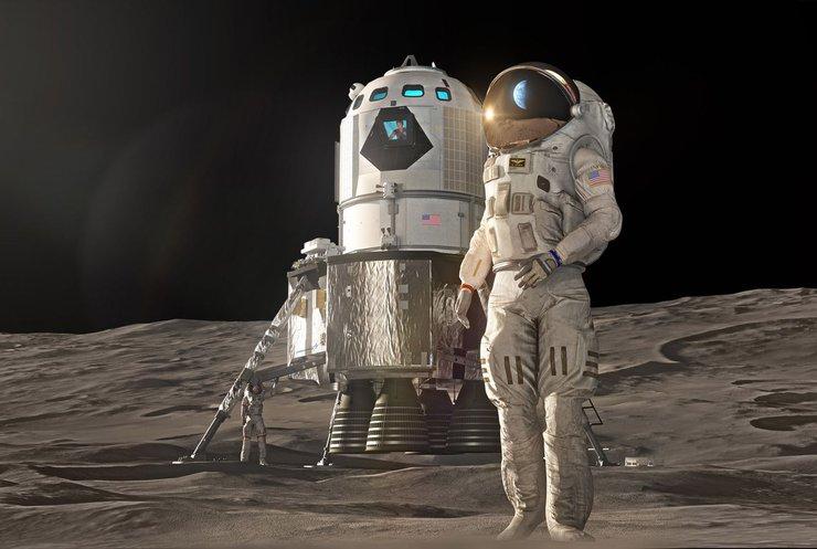 """Місія """"Артеміда"""": НАСА планує висадити на Місяць першу жінку"""