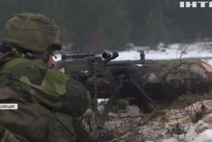 У Швеції планують збільшити військовий бюджет