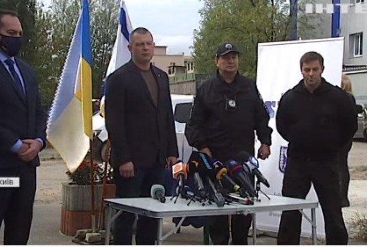 Українські силовики провели антитерористичні навчання з посольством Ізраїлю