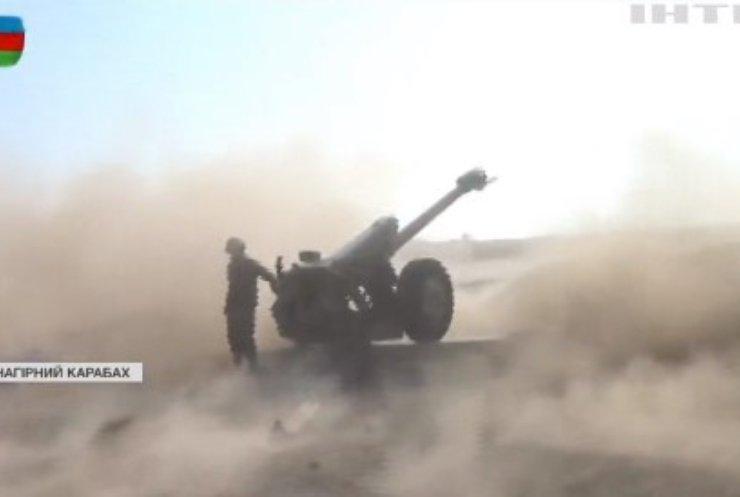 Війна у Нагірному Карабасі: Вірменія заявила про порушення перемир'я