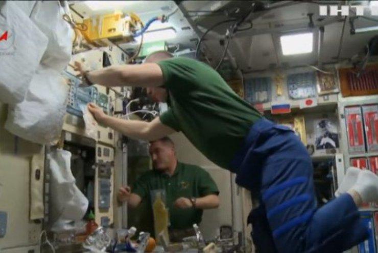 На Міжнародній космічній станціїї у росіян зламався туалет