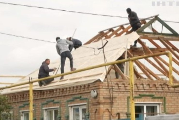 Над Кропивницьким пронісся торнадо: жителі залишились без газу та електрики