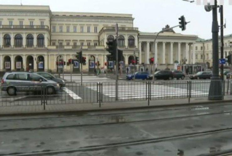 У Варшаві не святкуватимуть Новий рік