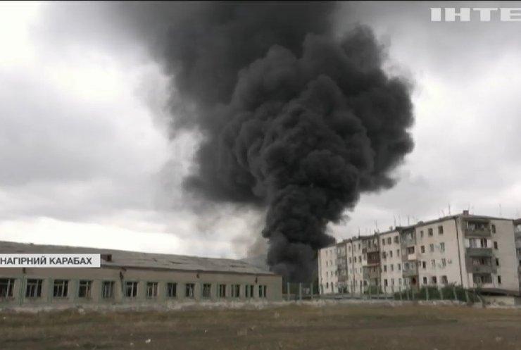 Протистояння не стихає: війська Азербайджану просуваються до кордону з Вірменією