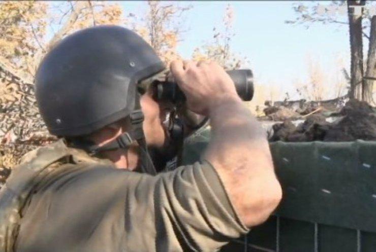 Війна на Донбасі: бойовики вели вогонь поблизу Авдіївки