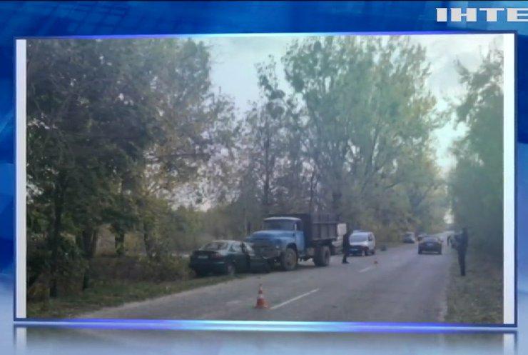 Члени виборчої комісії потрапили у ДТП на Київщині