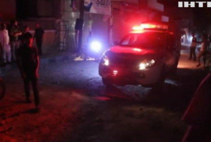 Росія нанесла удар по військовому табору повстанців у Сирії