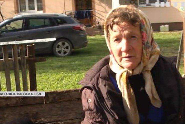 На Прикарпатті селяни ризикують провалитися під землю разом із будинками