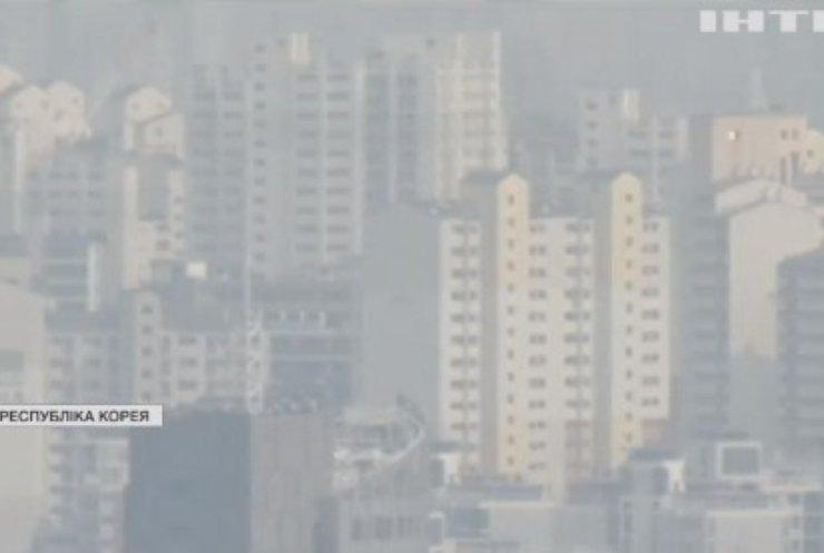 Південна Корея відмовиться від викидів вуглекислого газу у атмосферу