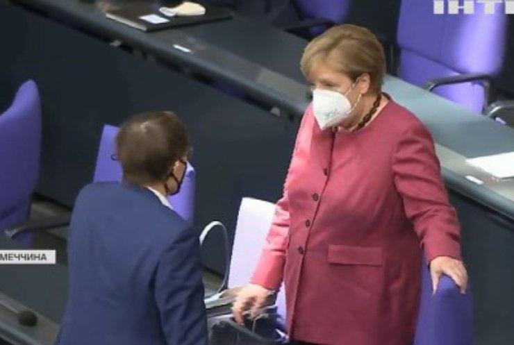 У Німеччині протестують через повторний локдаун