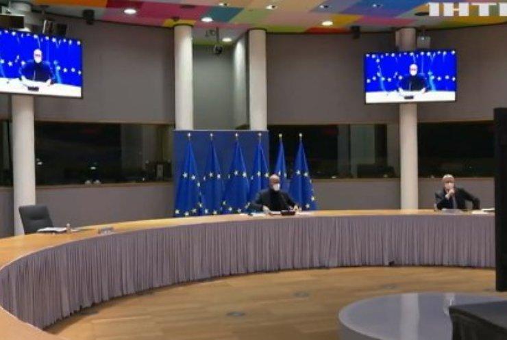Європейський союз узгодив єдину політику боротьби з COVID-19