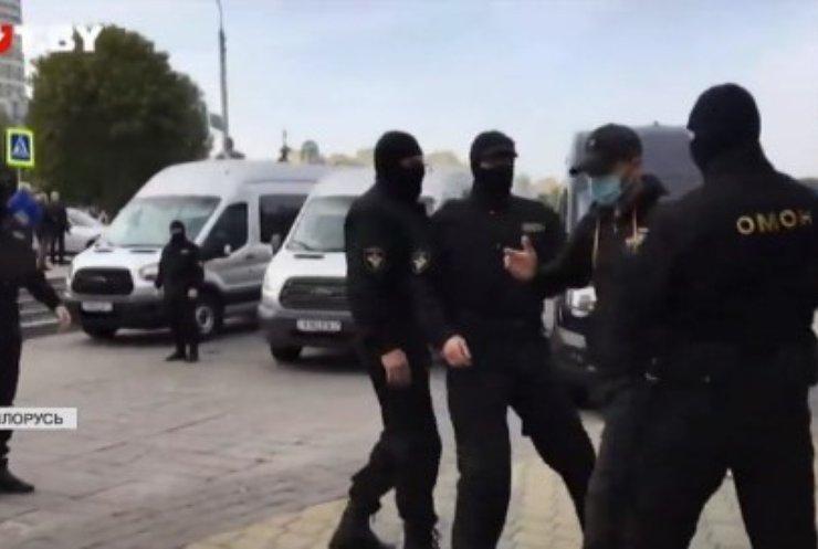 Протести в Білорусі: люди мітингують на підтримку політв'язнів