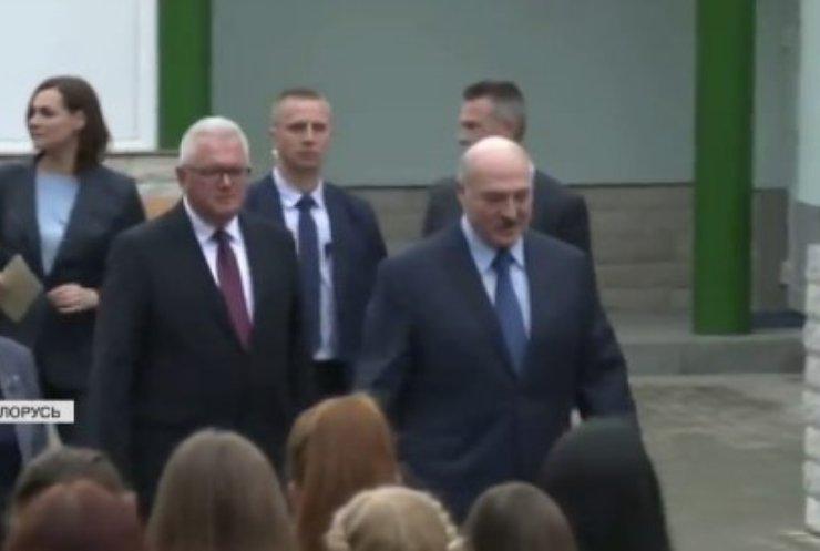 У Брюсселі вводять санкції проти поплічників Лукашенка