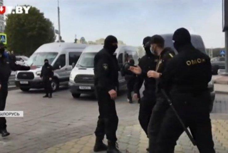 У Мінську пройшла наймасовіша акція протесту
