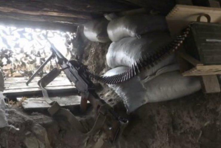 На Донбасі бойовики порушили режим тиші