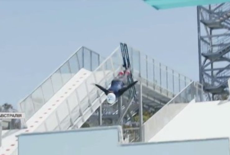 У Австралії побудували басейн для лижників