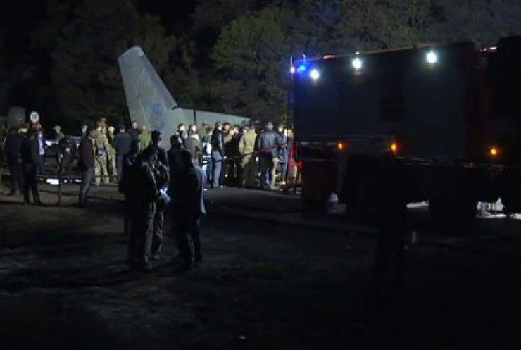 Авіакатастрофа під Чугуєвом: у Харкові прощатимуться із загиблими