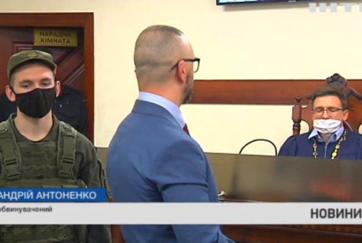 У Києві підозрюваного у справі Павла Шеремета залишили під вартою