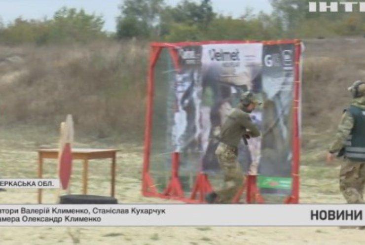 Під Черкасами українські силовики змагаються між собою