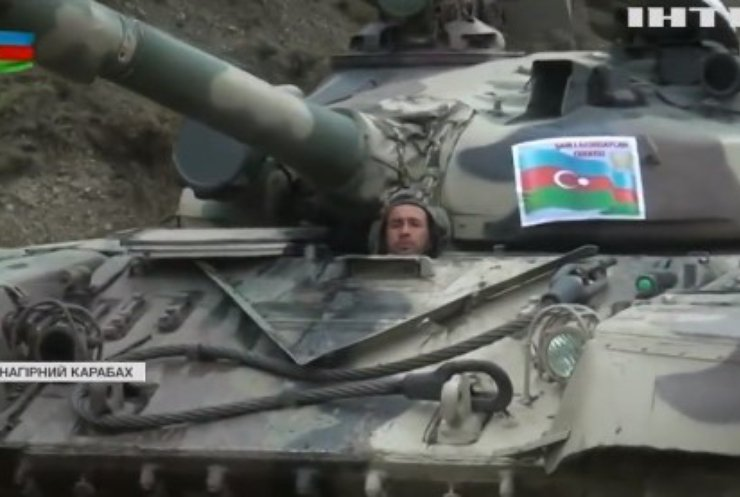 У Нагірному Карабасі бойові дії спалахнули з новою силою