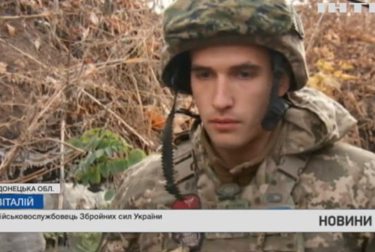 Війна на фронті: бойовики ведуть прицільний вогонь