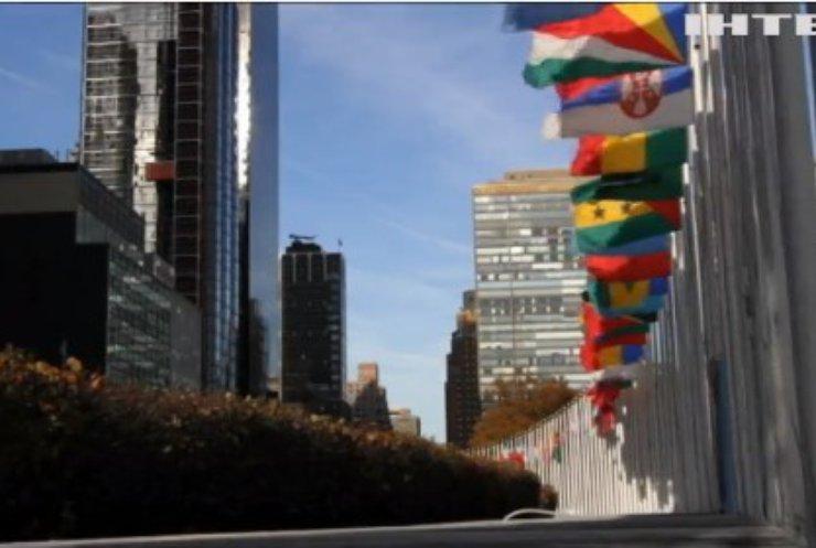 Генасамблея ООН підтримала резолюцію щодо прав людини у Криму