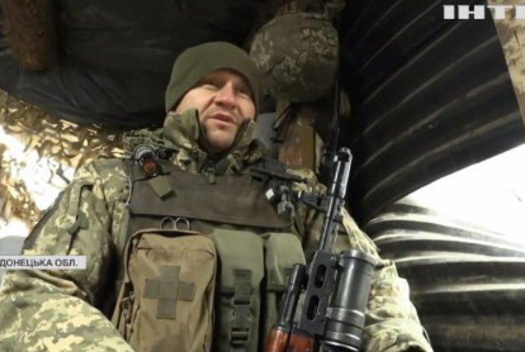 На передовій бойовики намагаються наблизитись до українських позицій