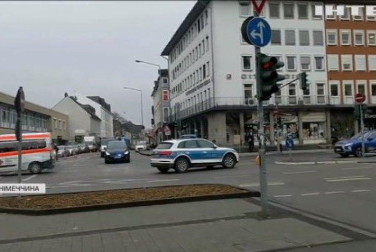 Наїзд на пішоходів у Німеччині: водія заарештували