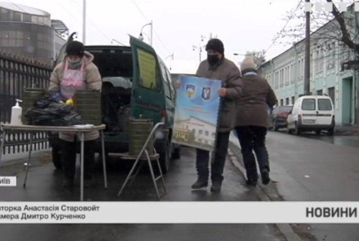 У Києві облаштовують пункти обігріву для безхатьків