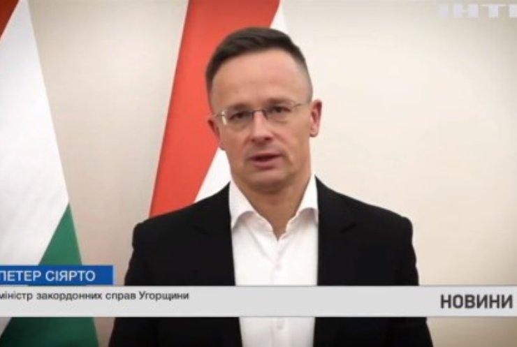 В Ужгородському районі депутати співали гімн Угорщини