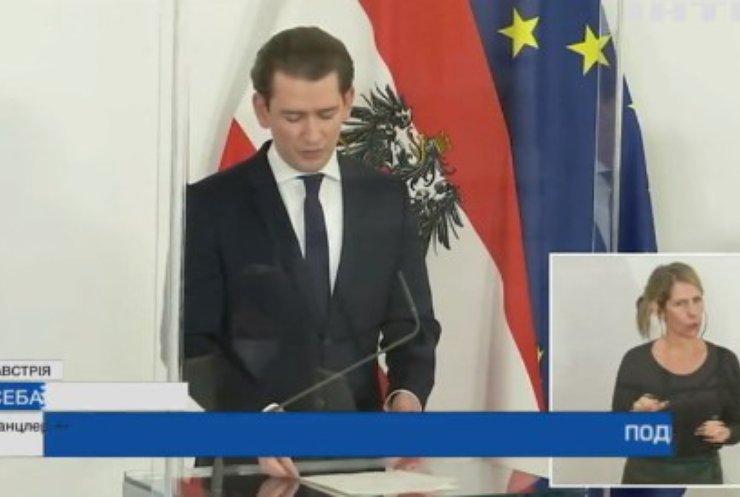 COVID-19 в Європі: Австрія готується до локдауну
