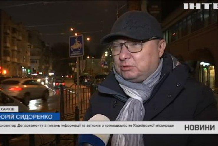 """""""Місце для паркування Оленів"""" - у Харкові встановили новий дорожній знак"""