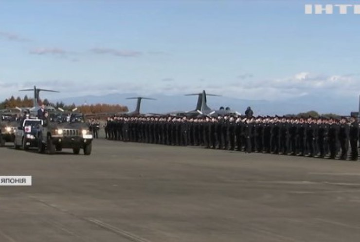 В Японії вкотре збільшили оборонний бюджет