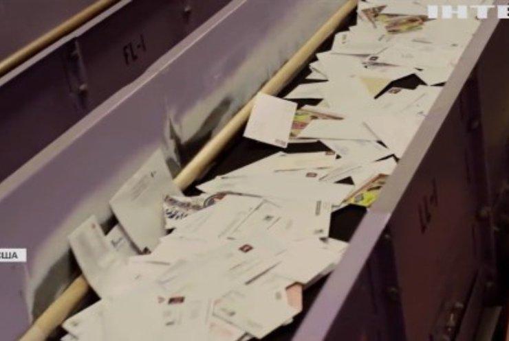 Санта-Клаус запізниться: поштова служба США не справляється з навантаженням