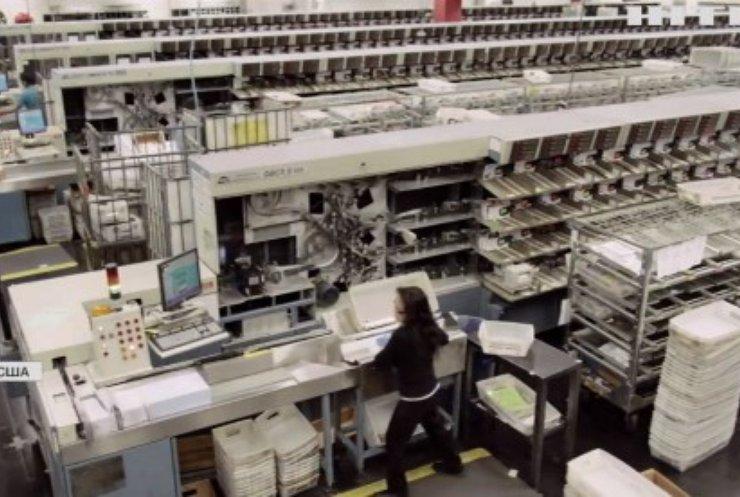 Поштова служба США попередила про затримку мільйонів посилок