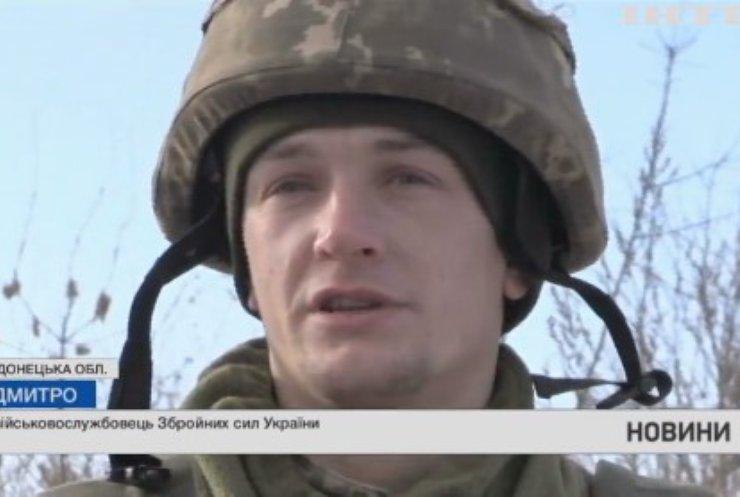 Війна на Донбасі: як українські військові підтримують себе у формі?